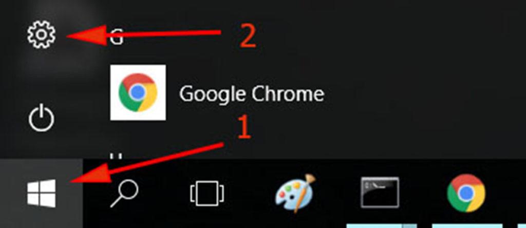 Скриншот, настройка мобильного хот-спот