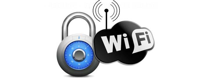 Wi Fi пароль