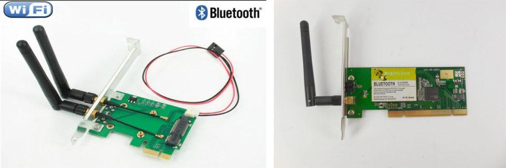 pci bluetooth адаптер