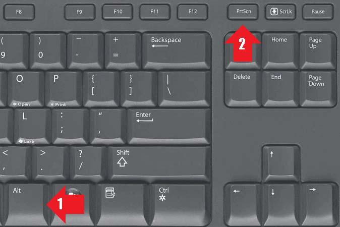 Как на ноутбуке можно всем сделать скриншот