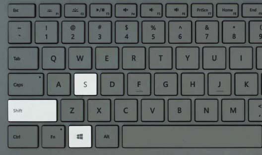 Как сделать скриншот экрана на своём ноутбуке